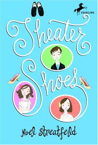 Theatre Shoes   2003 edition cover