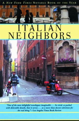Italian Neighbors  N/A 9780802140340 Front Cover