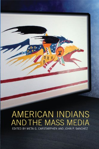 American Indians and the Mass Media   2012 edition cover