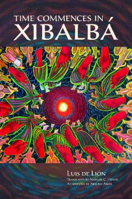 Time Commences in Xibalb�  2nd 2012 edition cover