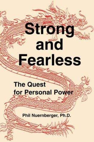 Strong and Fearless The Quest for Personal Power  2003 edition cover