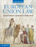 European Union Law Text and Materials 3rd 2014 edition cover