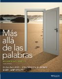M�s All� de Las Palabras Intermediate Spanish 3rd 2014 edition cover