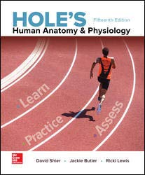 HOLE'S HUMAN ANATOMY+PHYS. (LOOSELEAF)  N/A 9781260165340 Front Cover