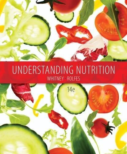 Understanding Nutrition:   2015 edition cover
