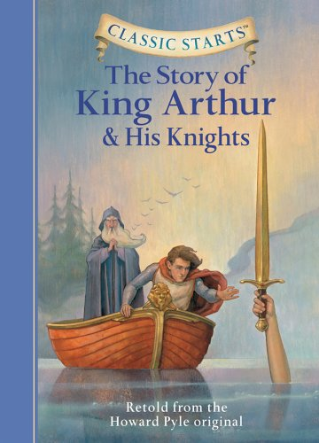 Story of King Arthur and His Knights   2006 edition cover