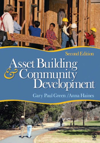 Asset Building and Community Development  2nd 2008 edition cover