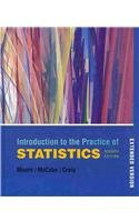 Introduction to the Practice of Statistics  7th 2012 edition cover