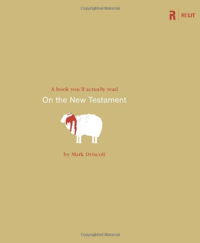On the New Testament   2008 edition cover