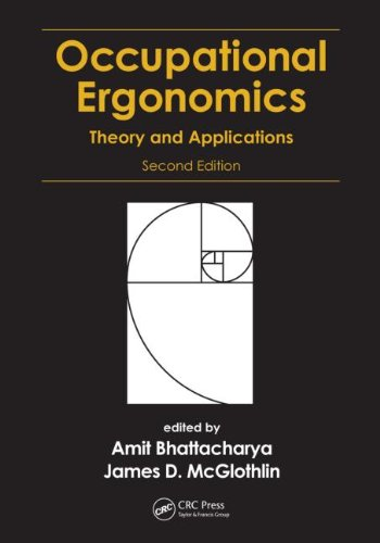 Occupational Ergonomics  2nd 2012 (Revised) edition cover