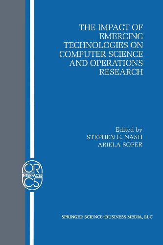 Impact of Emerging Technologies on Computer Science and Operations Research   1995 edition cover