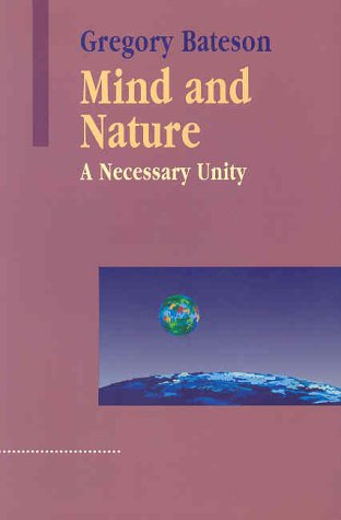 Mind and Nature   2001 edition cover