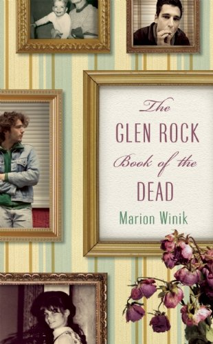 Glen Rock Book of the Dead  N/A edition cover