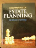 Fundamentals of Estate Planning  14th (Revised) edition cover