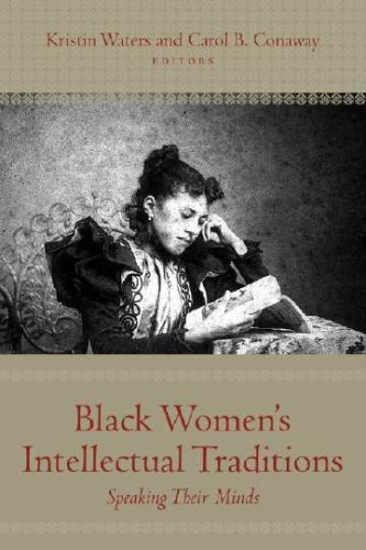 Black Women's Intellectual Traditions Speaking Their Minds  2007 edition cover