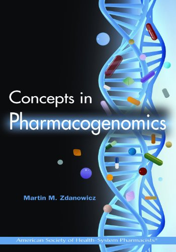 Concepts in Pharmacogenomics   2010 edition cover