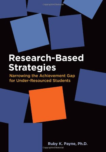 Research-Based Strategies Narrowing the Achievement Gap for under-Resourced Students N/A edition cover