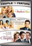 The Perfect Man / Head Over Heels / In Good Company Triple Feature System.Collections.Generic.List`1[System.String] artwork