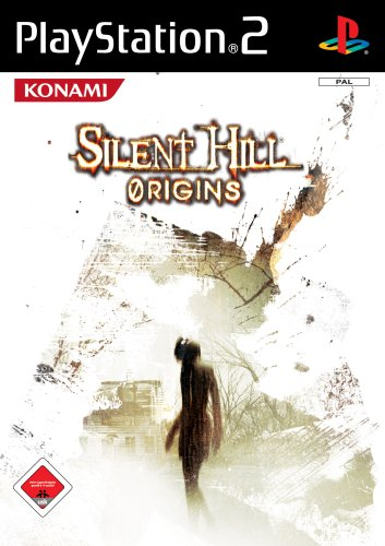 Silent Hill 0rigins PlayStation2 artwork
