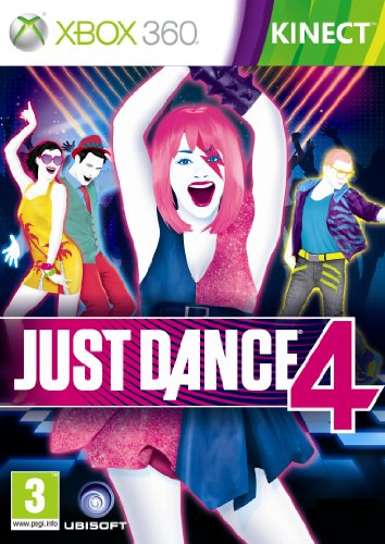 Just Dance 4 (Xbox 360) Xbox 360 artwork