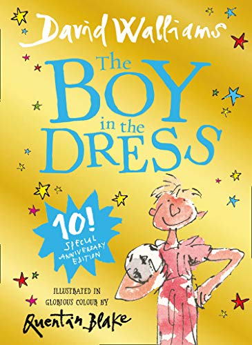 Boy in the Dress   2018 9780008288341 Front Cover