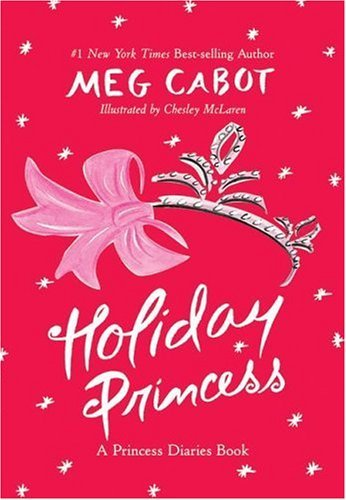 Holiday Princess   2005 9780060754341 Front Cover