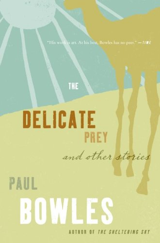 Delicate Prey And Other Stories N/A edition cover