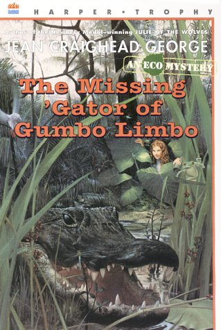 Missing 'Gator of Gumbo Limbo  N/A edition cover