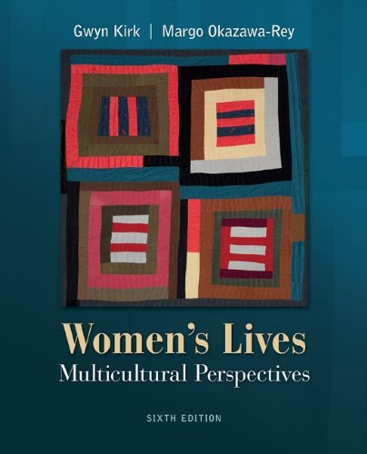 Women's Lives: Multicultural Perspectives  6th 2013 9780073512341 Front Cover