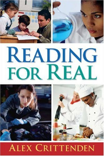 Reading for Real   2008 9780131500341 Front Cover