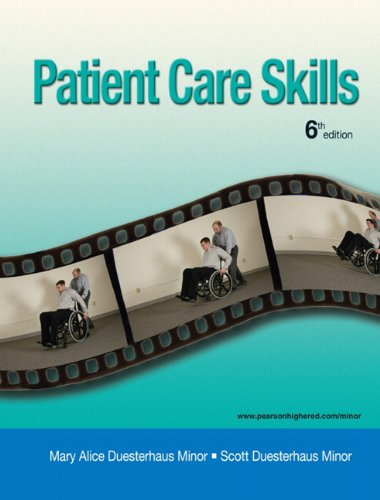 Patient Care Skills  6th 2010 edition cover
