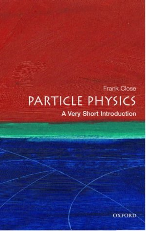 Particle Physics   2004 edition cover