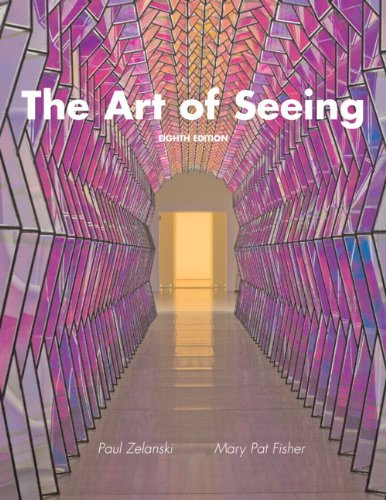Art of Seeing  8th 2011 edition cover