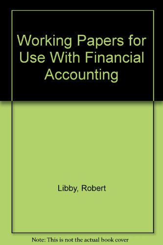 Financial Accounting 2nd 1998 9780256254341 Front Cover