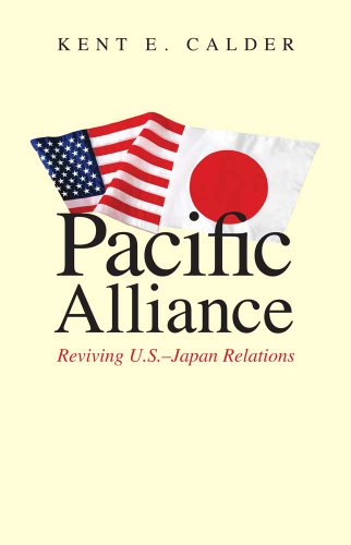 Pacific Alliance Reviving U. S. -Japan Relations  2010 edition cover