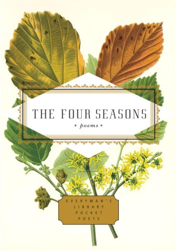 Four Seasons Poems  2008 edition cover