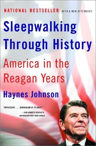 Sleepwalking Through History America in the Reagan Years  2003 edition cover