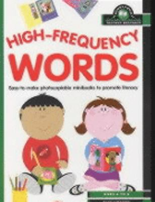 High Frequency Words (Scholastic Teacher Bookshop) N/A edition cover