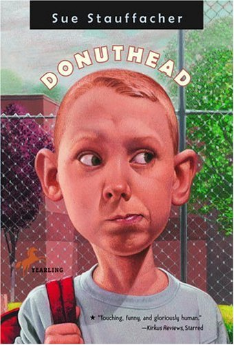 Donuthead  Reprint  9780440419341 Front Cover