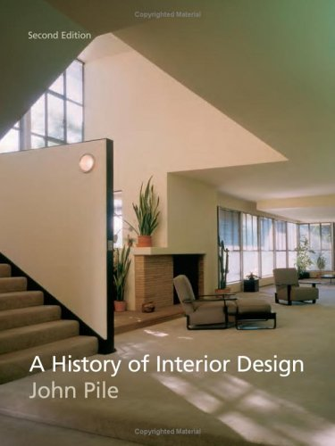 History of Interior Design  2nd 2003 (Revised) 9780471464341 Front Cover