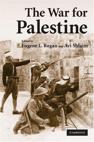 War for Palestine Rewriting the History Of 1948 2nd 2007 (Revised) edition cover