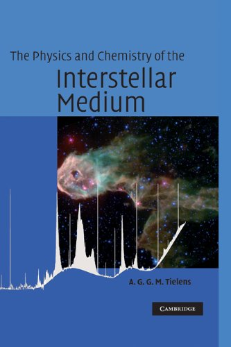 Physics and Chemistry of the Interstellar Medium   2005 9780521826341 Front Cover