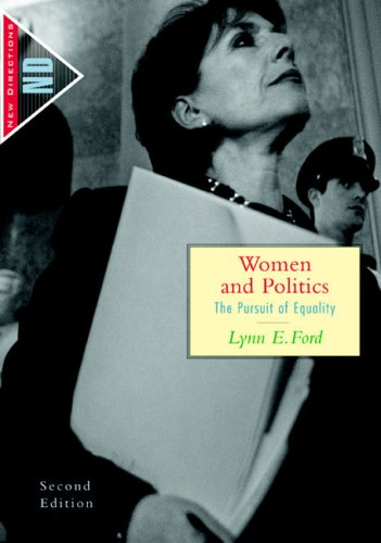 Women and Politics The Pursuit of Equality 2nd 2006 edition cover