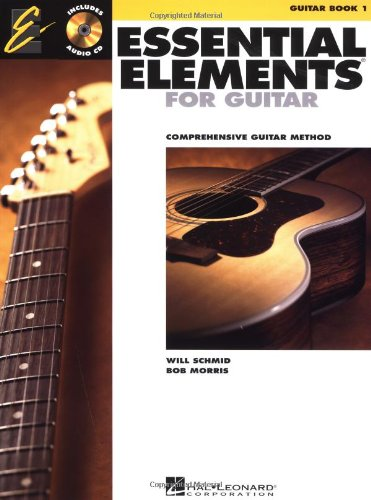 Comprehensive Guitar Method 2000  N/A edition cover
