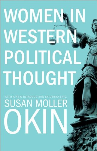 Women in Western Political Thought   2013 (Revised) edition cover