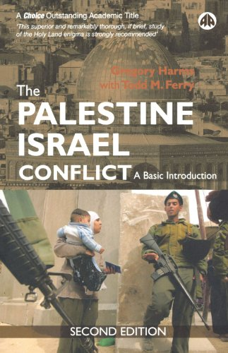 Palestine-Israel Conflict A Basic Introduction 2nd 2008 edition cover