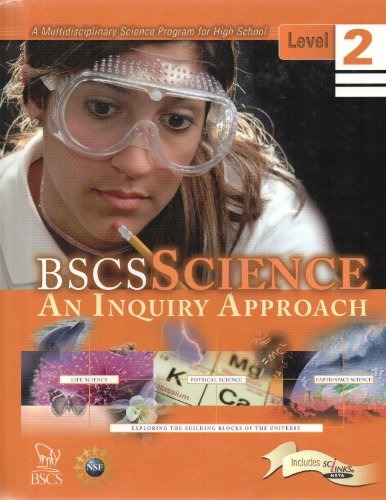 BSCS Science - An Inquiry Approach, Level 2  Revised  9780757517341 Front Cover