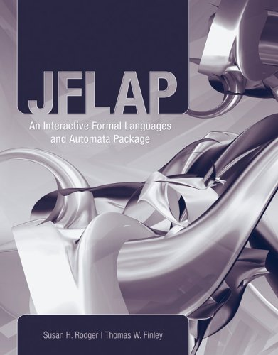 JFLAP An Interactive Formal Languages and Automata Package  2006 edition cover