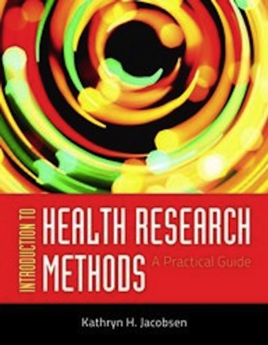 Introduction to Health Research Methods   2012 (Revised) edition cover