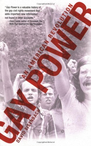 Gay Power An American Revolution  2007 edition cover